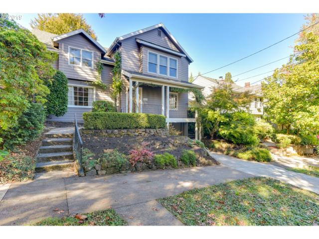 2323 SW 19TH Ave, Portland, OR 97201 (MLS #19043201) :: R&R Properties of Eugene LLC