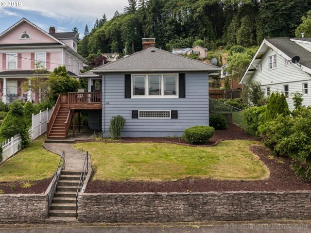 416 W C St, Rainier, OR 97048 (MLS #19043463) :: Next Home Realty Connection