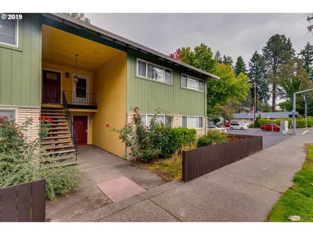 13155 SW Allen Blvd #4, Beaverton, OR 97005 (MLS #19043575) :: Matin Real Estate Group