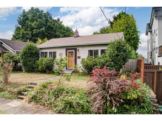 41 NE 58TH Ave, Portland, OR 97213 (MLS #19043600) :: Homehelper Consultants