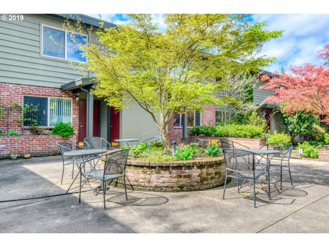 908 SW Gaines St #13, Portland, OR 97239 (MLS #19043870) :: McKillion Real Estate Group