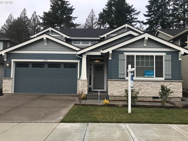 6183 SE Genrosa St Lt87, Hillsboro, OR 97123 (MLS #19044634) :: Fox Real Estate Group