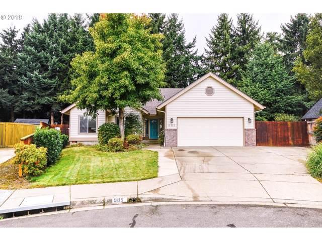 985 Impala Ave, Eugene, OR 97404 (MLS #19045093) :: Change Realty