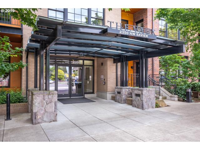 2350 NW Savier St B328, Portland, OR 97210 (MLS #19045434) :: Premiere Property Group LLC