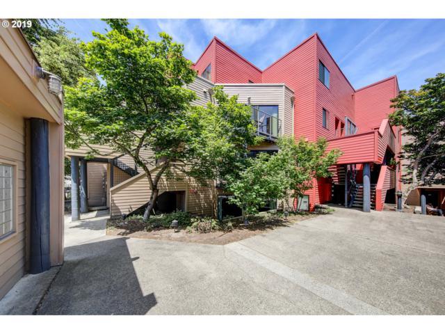 930 NW Naito Pkwy K12, Portland, OR 97209 (MLS #19046686) :: Matin Real Estate Group