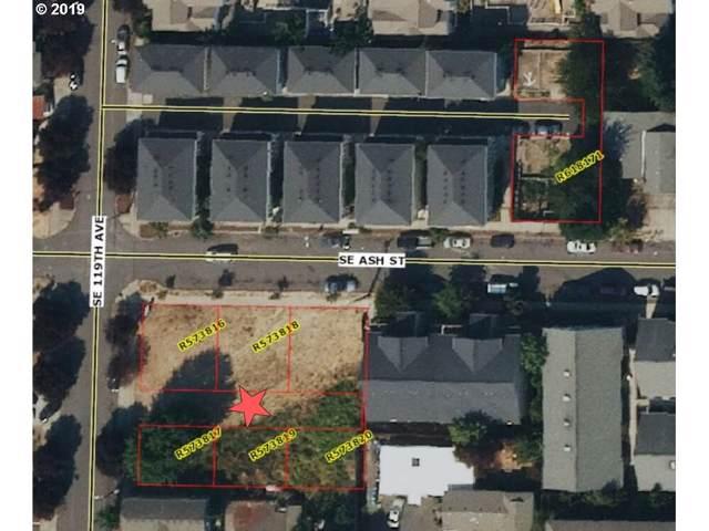 SE Ash St, Portland, OR 97216 (MLS #19046691) :: Homehelper Consultants