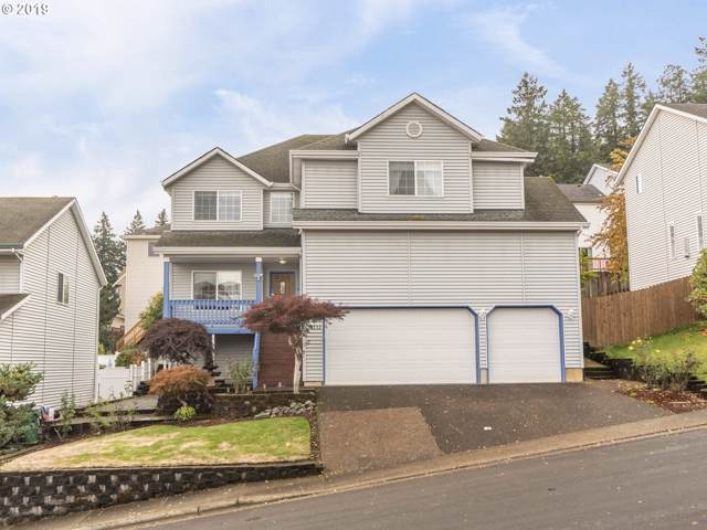 16332 SW Cornelian Way, Beaverton, OR 97007 (MLS #19046933) :: Next Home Realty Connection