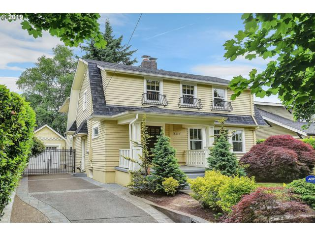 4515 NE Alameda St, Portland, OR 97213 (MLS #19047720) :: Next Home Realty Connection