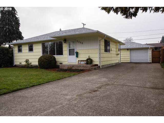 3260 Oriole St, Springfield, OR 97477 (MLS #19047835) :: Song Real Estate