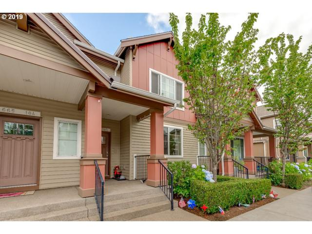 665 NW Falling Waters Ln #103, Portland, OR 97229 (MLS #19048385) :: Next Home Realty Connection