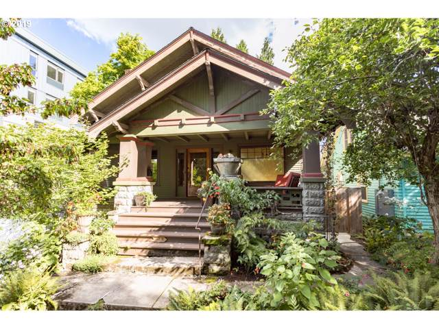 1526 SE 23RD Ave, Portland, OR 97214 (MLS #19048402) :: Next Home Realty Connection