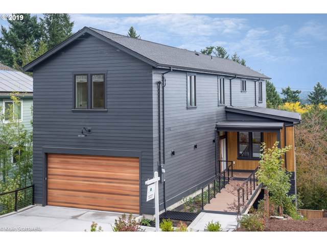 3718 SW Hillside Dr, Portland, OR 97221 (MLS #19048551) :: Gustavo Group