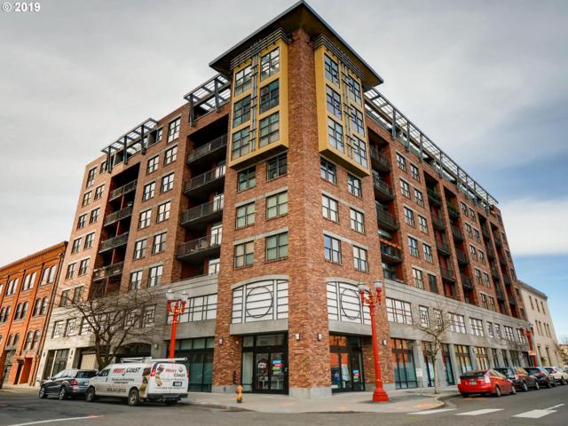 411 NW Flanders St #409, Portland, OR 97209 (MLS #19050819) :: The Galand Haas Real Estate Team