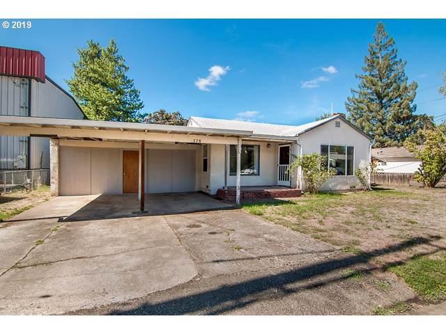 578 W Shenandoah St, Roseburg, OR 97471 (MLS #19051427) :: Townsend Jarvis Group Real Estate