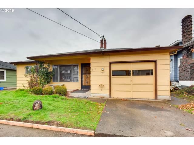 270 E Clarendon St, Gladstone, OR 97027 (MLS #19052207) :: McKillion Real Estate Group