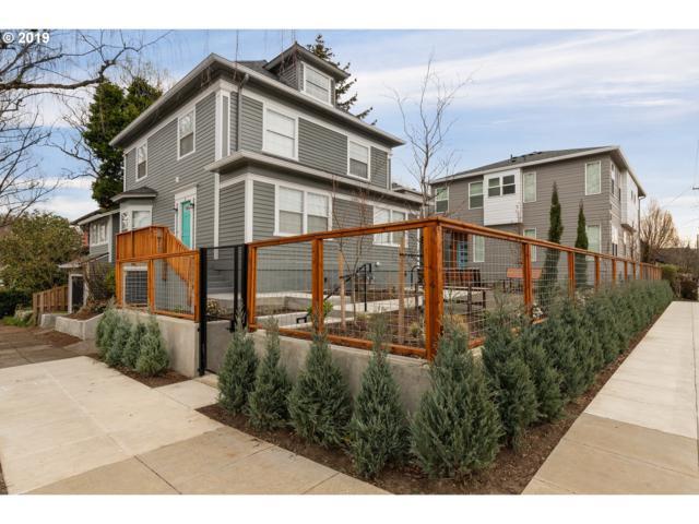 2815 SE Hawthorne Blvd, Portland, OR 97214 (MLS #19055273) :: TLK Group Properties