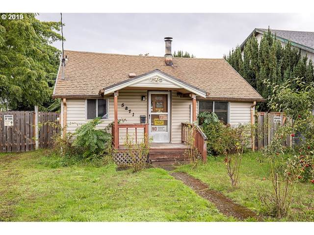 5271 NE 46TH Pl, Portland, OR 97218 (MLS #19055523) :: Next Home Realty Connection