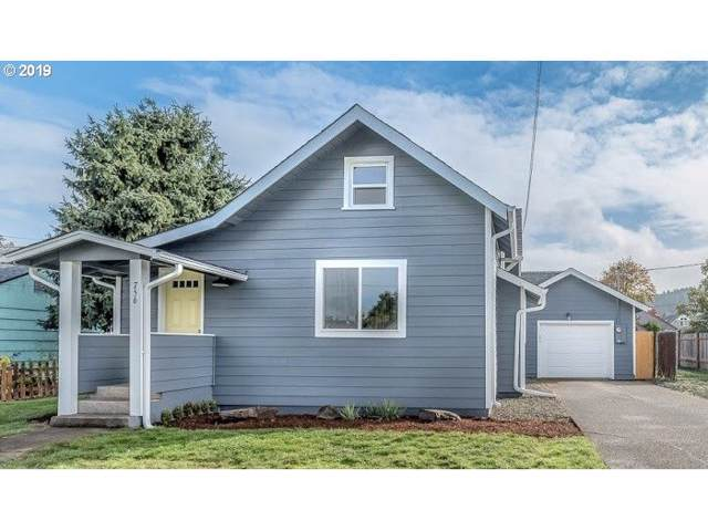 756 S 7TH St, Cottage Grove, OR 97424 (MLS #19055870) :: Gregory Home Team | Keller Williams Realty Mid-Willamette