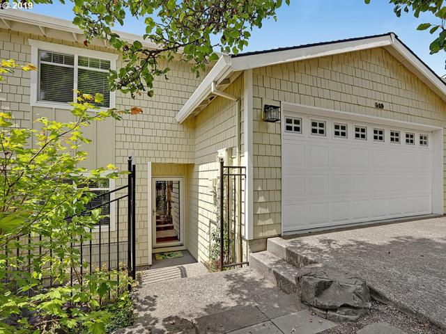 519 NW Lamonde Ter, Portland, OR 97229 (MLS #19056249) :: Matin Real Estate Group