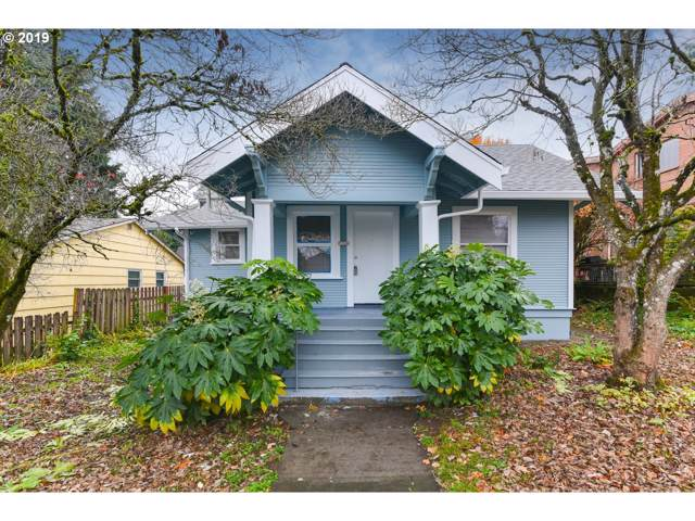 7706 SE Yamhill St, Portland, OR 97215 (MLS #19057339) :: Gregory Home Team | Keller Williams Realty Mid-Willamette