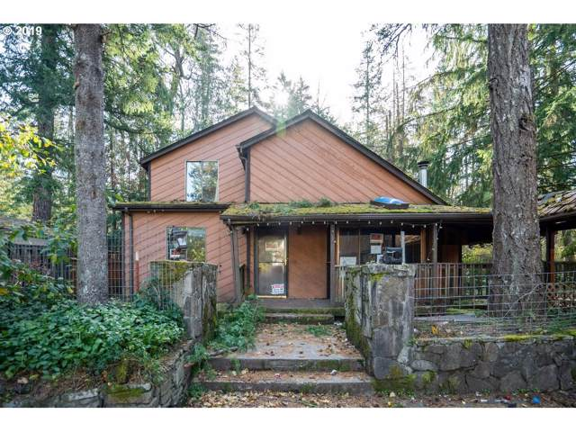 64920 E Riverside Dr, Brightwood, OR 97011 (MLS #19057443) :: Gregory Home Team | Keller Williams Realty Mid-Willamette
