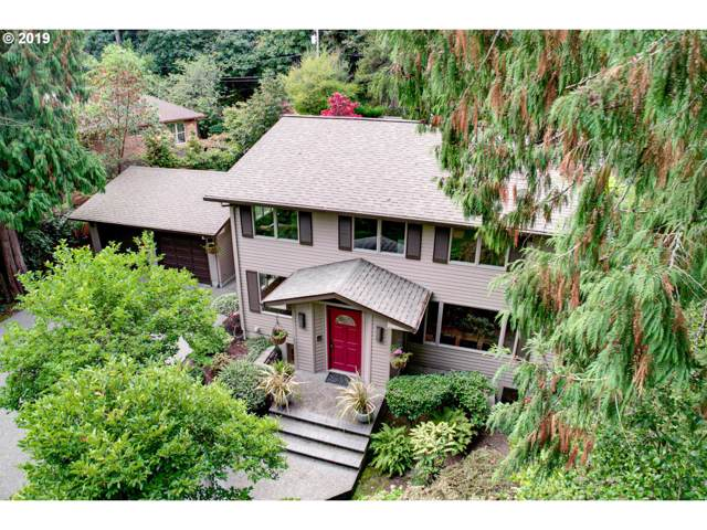 11721 SW Riverwood Rd, Portland, OR 97219 (MLS #19059553) :: The Liu Group