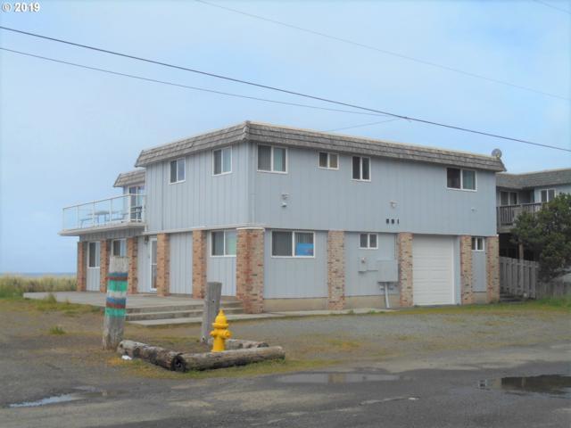 801 N Pacific, Rockaway Beach, OR 97136 (MLS #19060012) :: The Galand Haas Real Estate Team
