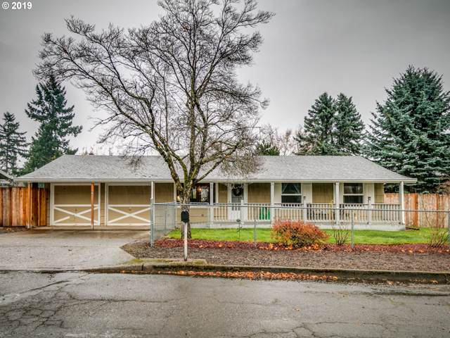 1900 NE Roberts Ave, Gresham, OR 97030 (MLS #19060727) :: Team Zebrowski