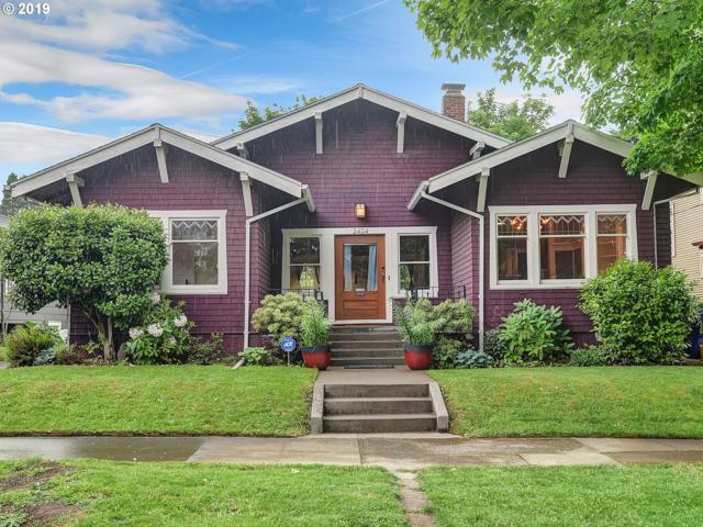 2424 NE 48TH Ave, Portland, OR 97213 (MLS #19061164) :: The Sadle Home Selling Team