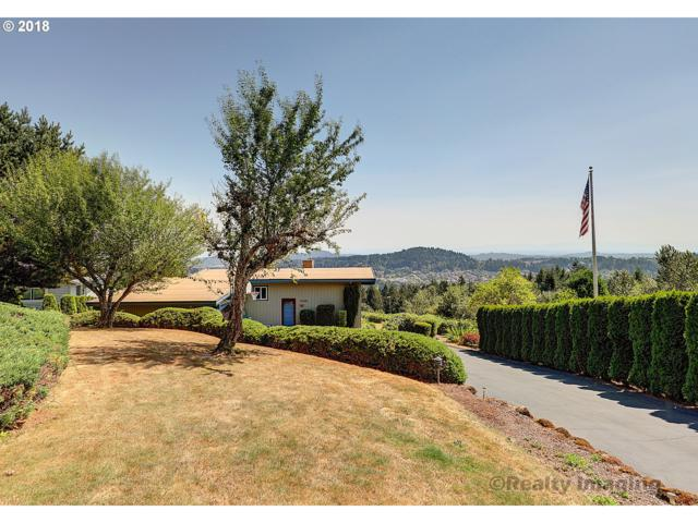 10090 SE Cresthill Rd, Happy Valley, OR 97086 (MLS #19061382) :: The Sadle Home Selling Team