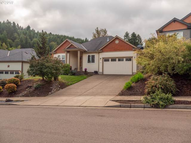 925 Pinetop St, Sweet Home, OR 97386 (MLS #19061459) :: R&R Properties of Eugene LLC