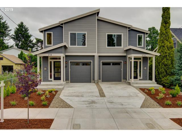 218 NE 56TH Ave, Portland, OR 97213 (MLS #19062296) :: Matin Real Estate Group