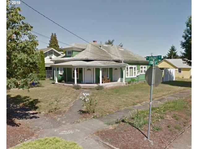 309 W Grant St 1, Lebanon, OR 97355 (MLS #19062568) :: Gregory Home Team | Keller Williams Realty Mid-Willamette
