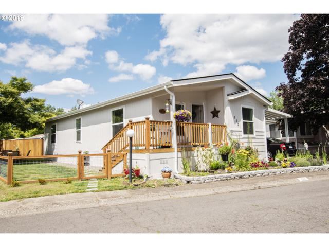 1475 Green Acres Rd Space #132, Eugene, OR 97408 (MLS #19062585) :: R&R Properties of Eugene LLC