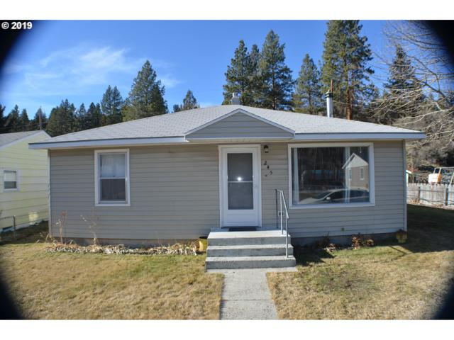 245 N Humbolt St, Canyon City, OR 97820 (MLS #19063904) :: Realty Edge
