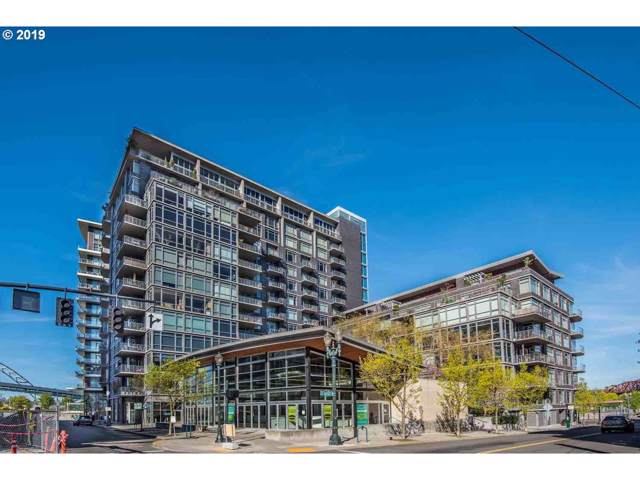 1255 NW 9TH Ave #601, Portland, OR 97209 (MLS #19064337) :: Change Realty