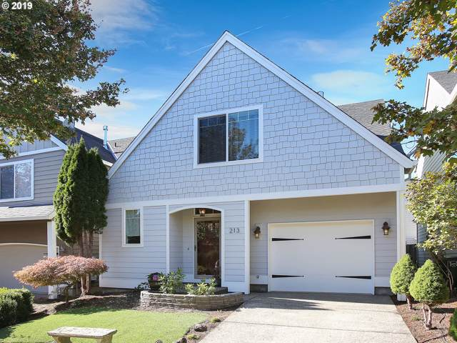 213 NW 208TH Ave, Beaverton, OR 97006 (MLS #19064708) :: Next Home Realty Connection