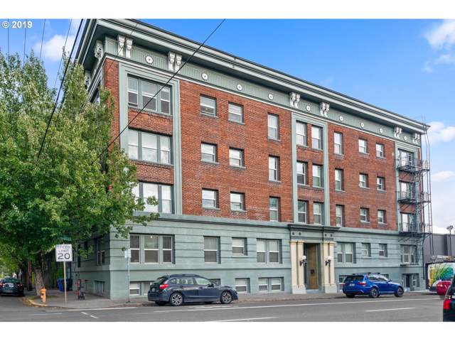 1631 NW Everett St #403, Portland, OR 97209 (MLS #19065564) :: Next Home Realty Connection