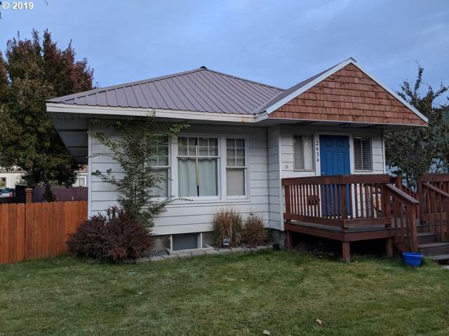 2434 3RD St, Baker City, OR 97814 (MLS #19066105) :: Song Real Estate