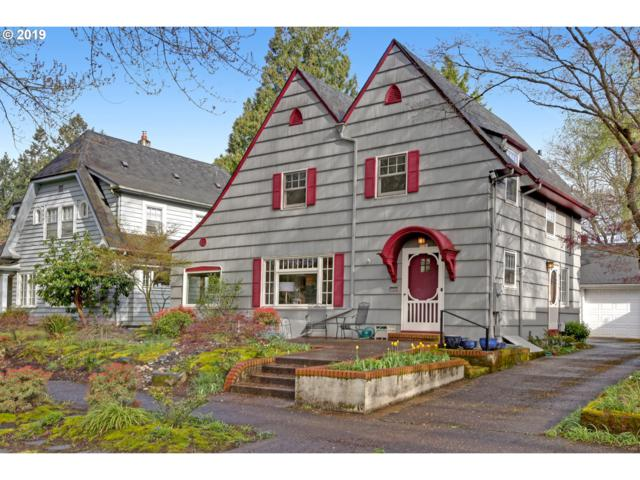 3947 SE Oak St, Portland, OR 97214 (MLS #19066268) :: McKillion Real Estate Group