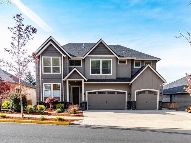14280 SE Lyon St, Happy Valley, OR 97086 (MLS #19066345) :: Matin Real Estate Group