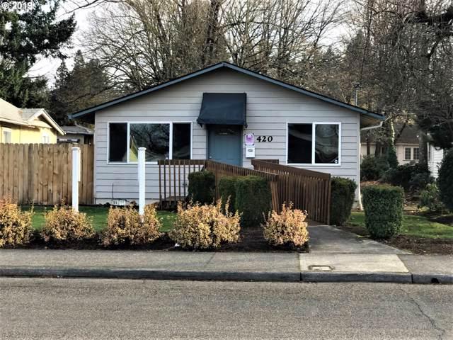 420 NE Kelly Ave, Gresham, OR 97030 (MLS #19068915) :: McKillion Real Estate Group