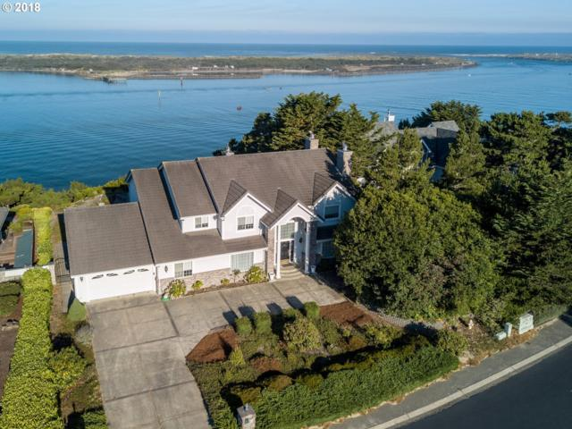 46 Shoreline Dr, Florence, OR 97439 (MLS #19069016) :: Townsend Jarvis Group Real Estate