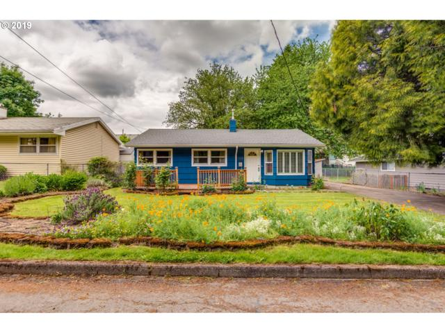 10021 N Tioga Ave, Portland, OR 97203 (MLS #19070093) :: Townsend Jarvis Group Real Estate