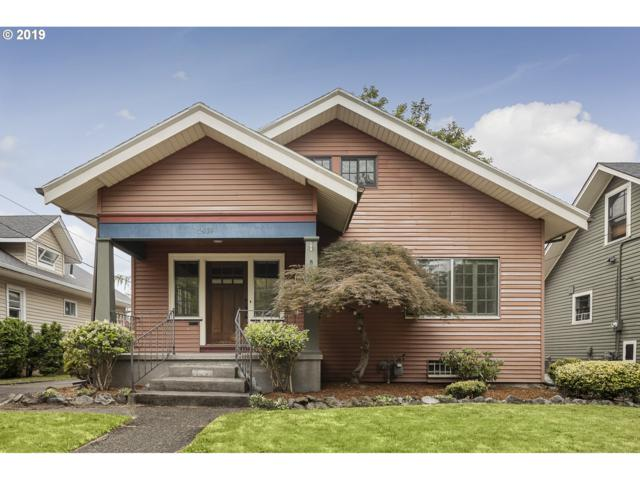 2333 NE 47TH Ave, Portland, OR 97213 (MLS #19070549) :: The Sadle Home Selling Team
