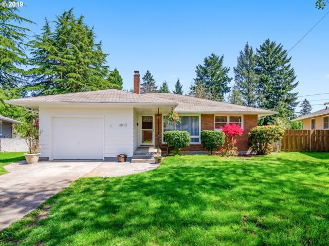 4913 SE Arden St, Milwaukie, OR 97222 (MLS #19071661) :: McKillion Real Estate Group