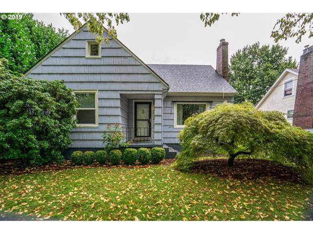 4224 SE 12TH Ave, Portland, OR 97202 (MLS #19074247) :: Change Realty