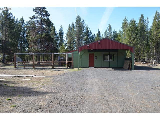 372 Riddle Rd, Crescent, OR 97733 (MLS #19076991) :: TK Real Estate Group