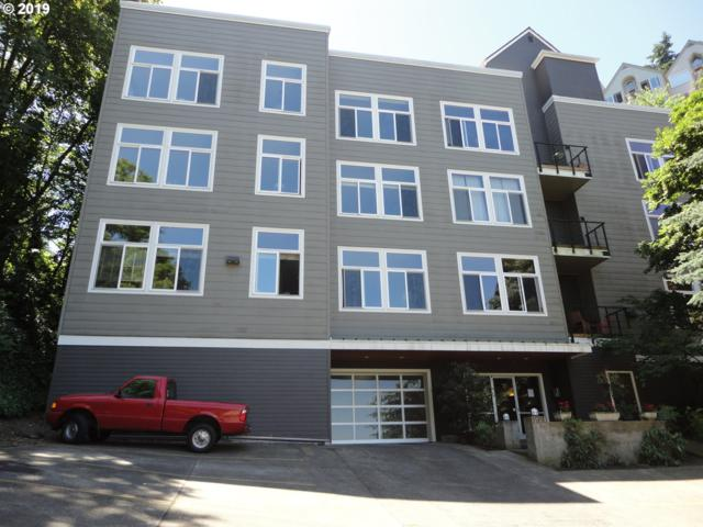 1910 SW 18TH Ave #43, Portland, OR 97201 (MLS #19078394) :: The Liu Group