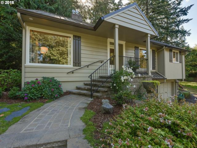 9951 SW Lancaster Rd, Portland, OR 97219 (MLS #19078478) :: Realty Edge